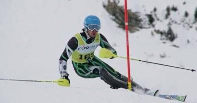 La squadra regionale maschile di sci alpino vuole arrivare lontano