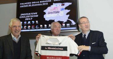 Presentate le due tappe regionali del Giro d'Italia 2017