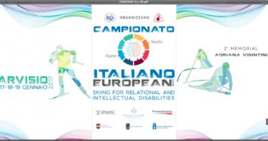 Al via a Tarvisio i Campionati Italiani FISDIR di sci
