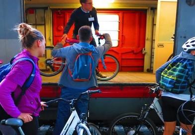Collegamenti treno+bici in Alto Friuli, da domenica al via ai nuovi collegamenti