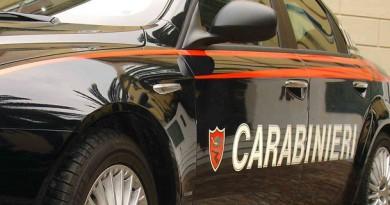 Majano, 27enne in libertà controllata minaccia un carabiniere all'interno della caserma