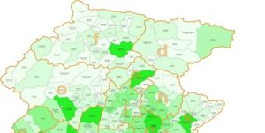 mappa Uti alto friuli
