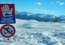 Pericolo valanghe marcato su Alpe Giulie e Monte Canin