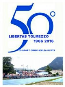 logo 50 anni libertas