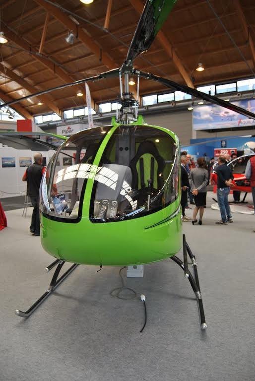 Carburante Elicottero : Un nuovo elicottero made in carnia studio nord news