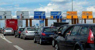 Ancora un week-end caldo sulle autostrade del Nordest
