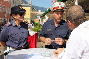 PATTUGLIA POLIZIA AUSTRIA-ITALIA