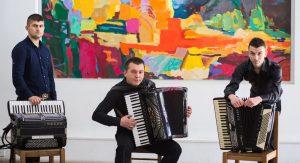 Tirana Accordion Trio