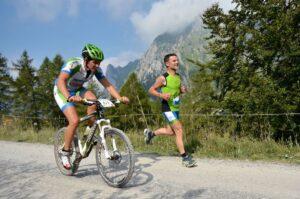 Run e bici a Pramosio (Ph Alberto Cella)