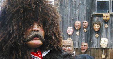 """Tanti appuntamenti a Sappada per il Carnevale """"Plodar Vosenòcht"""""""