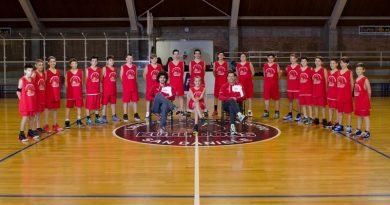 Basket, quattro partite e altrettante vittorie per i 2003/2004 di San Daniele