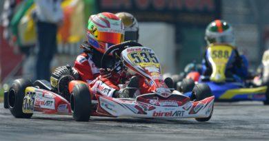 Motori, Andrea Filaferro pronto al Campionato italiano Aci Kart