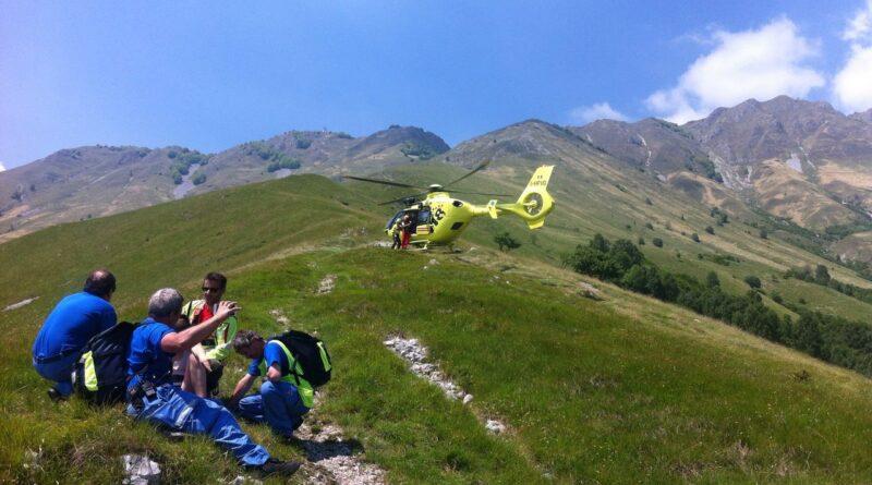 """Gemonese si infortuna nelle montagne di Aviano durante la """"Palamont"""""""