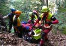 Recuperato escursionista ferito tra i boschi di Paularo