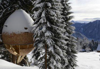 Nel Tarvisiano il primo progetto di design per il turismo ecosostenibile in Italia