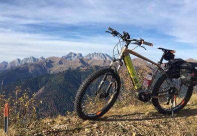 Continuano a crescere in FVG i fruitori della E-bike