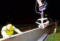 Autostrada, settimana densa di lavori sul Nodo di Palmanova