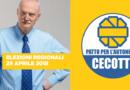 Elezioni Regionali, sabato 21 Sergio Cecotti in Alto Friuli