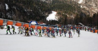Ritorna a Sella Nevea la classicissima Sci Alpinistica Monte Canin