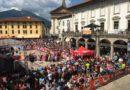 FOTOGALLERY – Una marea di persone a Tolmezzo per la partenza del Giro d'Italia