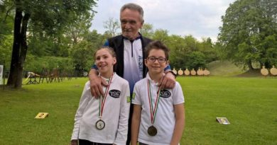 Maggio di soddisfazioni per gli atleti dell'Arco Club Tolmezzo