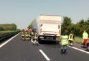 Incidente in A4, chiuso il tratto fra Villesse e Palmanova