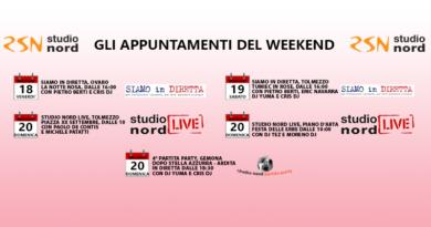 Giro d'Italia, tutto il week-end rosa (e non solo) in diretta su Radio Studio Nord