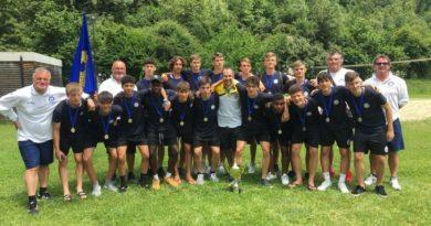 Ursella e Vidotti del Tolmezzo protagonisti con la rappresentativa regionale Allievi di calcio