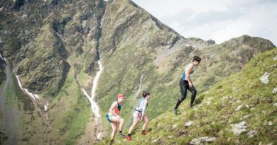 A Paluzza e Timau lo spettacolo dell'International SkyRace Carnia