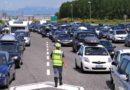 Mix di esodo e controesodo nel fine settimana delle autostrade in Fvg