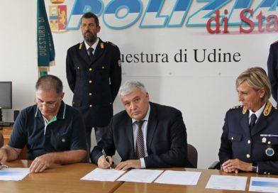 Lotta ai crimini informatici, la Polizia di Stato firma due accordi con Danieli e Stroili Oro