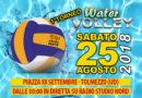 Arriva il primo torneo di Water Volley in piazza XX settembre a Tolmezzo