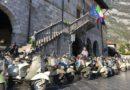 Ottanta Vespa storiche protagoniste all'Audax del Friuli