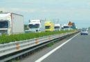 Maxi tamponamento in A4, chiuso il tratto tra bivio A23 e Villesse