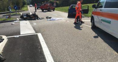 Aperto fascicolo per omicidio stradale dopo l'incidente di Cavazzo