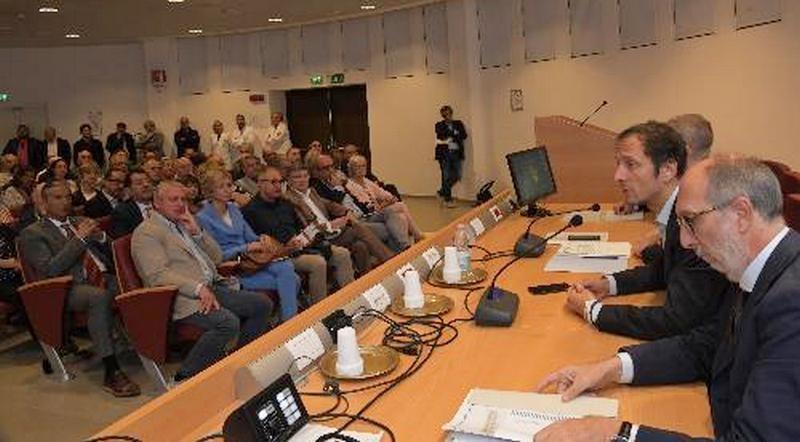 """Fedriga: """"Sanità, puntiamo all'efficienza"""". Brollo: """"L'Ospedale di Tolmezzo non diventi suddito di Udine"""""""