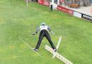 I giovani azzurri di salto con gli sci e combinata nordica si allenano a Tarvisio