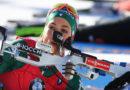 Biathlon, Lisa Vittozzi 12a nella sprint di Coppa del Mondo