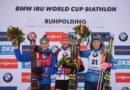 Biathlon, Lisa Vittozzi non si ferma più: è seconda nella sprint di Ruhpolding