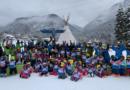 Festa sulla neve per i bambini al 4° World Snow Day di Tarvisio