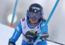 Quinto posto nello slalom dei Mondiali Juniores di sci per Lara Della Mea