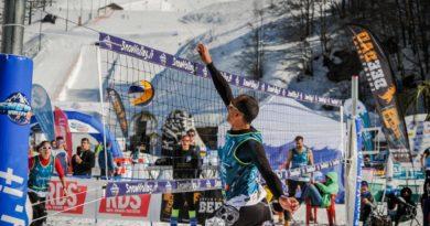 Lo Snow Volley Tour sbarca sullo Zoncolan
