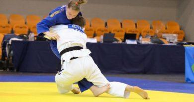 Betty Vuk quinta alla Junior European Judo Cup in Portogallo