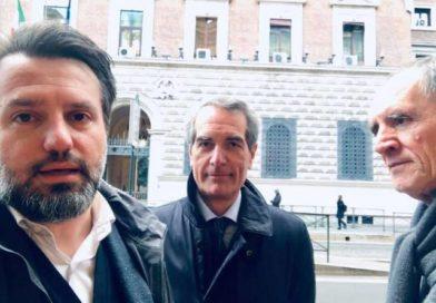 Tribunale di Tolmezzo, il sindaco Brollo incontra a Roma il ministro Bonafede