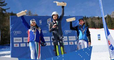 Sci, argento per Lara Della Mea nello slalom dei Campionati Italiani Assoluti