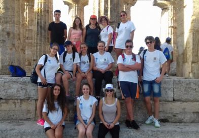 Studenti carnici a scuola di archeologia