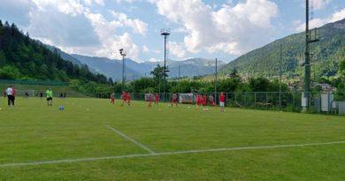 Ufficializzate le date del ritiro del Pordenone Calcio ad Arta Terme