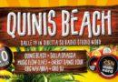 """Musica e divertimento assieme a Radio Studio Nord con """"Quinis Beach"""""""