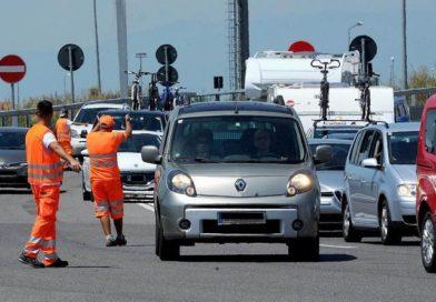 Primi rallentamenti del controesodo sulle Autostrade del Fvg