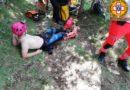 Chiusaforte, si frattura la caviglia lungo la forra del Rio Patoc